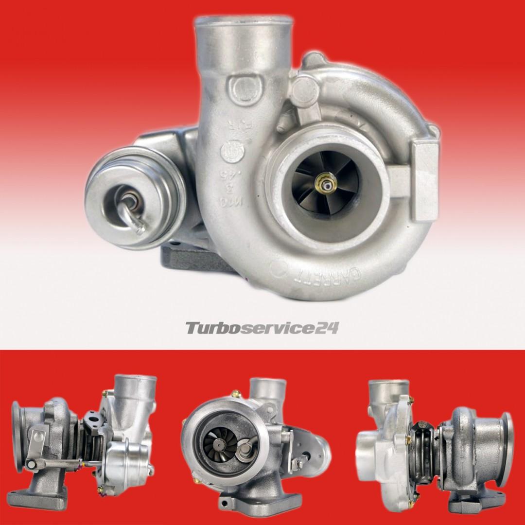 Turbolader Garrett Mercedes E Klasse C Klasse W202 W210