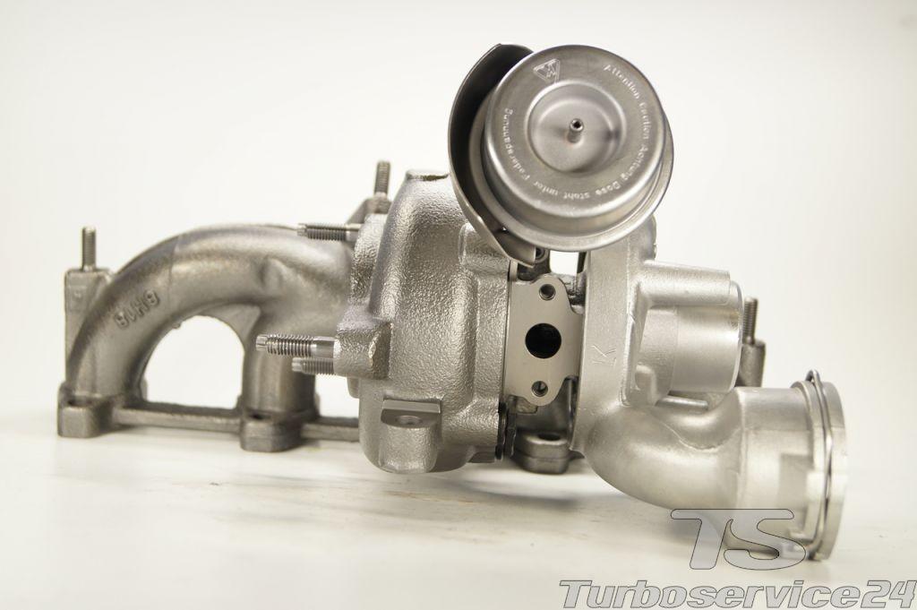 turbolader turbo vw sharan 2 0 tdi mit dpf 103kw 140ps brt. Black Bedroom Furniture Sets. Home Design Ideas