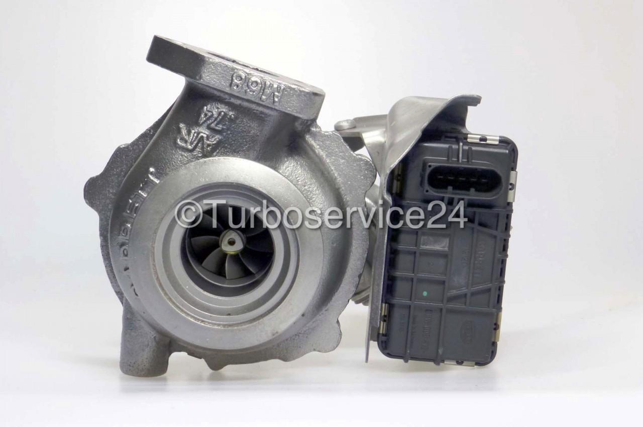 re manufactured turbocharger for bmw 120d e81 e87 120 kw 163 ps m46tu 750952 0013. Black Bedroom Furniture Sets. Home Design Ideas